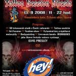 Plakát TSS 2008 (CZ)