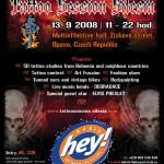 Plakát TSS 2008 (EN)